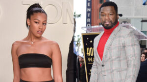 Dr. Dre's Daughter, Truly Young, 19, Calls 50 Cent 'Washed Up' & 'Envious' After He Trolls Her Parent's Divorce