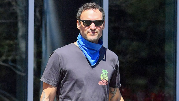 Brian Austin Green Fires Back At Ex Vanessa Marcil's Claims That He's A 'Sad & Angry' Person