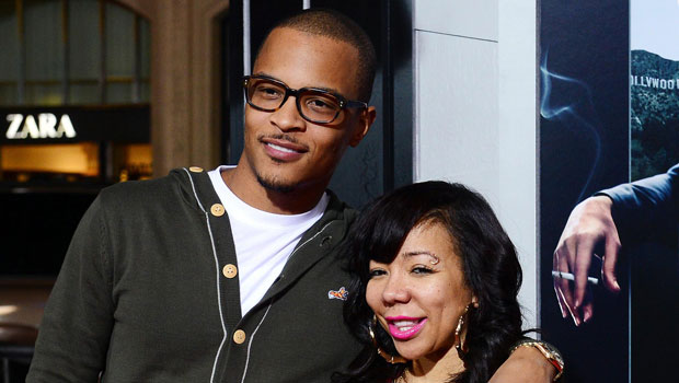 Tiny Harris Wishes Her 'King' T.I. A Happy 40th Birthday In Sweet Tribute: 'I Love You'