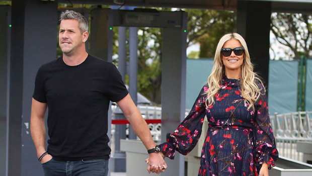 Christina Anstead Admits She Lives In 'Anxiousness' In First Post After Announcing Split From Ant
