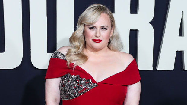Rebel Wilson Stuns In Gorgeous Pink Dress During Romantic Getaway With New BF Jacob Busch