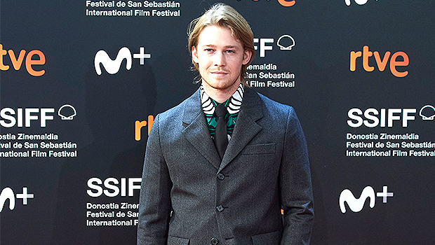 Taylor Swift's BF Joe Alwyn Shows Off Longer Hair During Rare Appearance At Film Festival — Pic