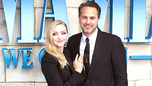Amanda Seyfried Gives Birth: Actress & Husband Welcome 2nd Child After Secret Pregnancy — 1st Pic