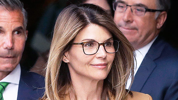 Lori Loughlin 'Leaning On Her Family' & 'Trying' To Lay Low As Prison Sentence Nears