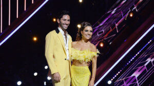 'DWTS' Recap: A Reality Star Is Eliminated & More Stars Rise To The Top Of The Leaderboard