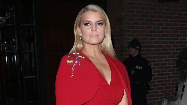 Jessica Simpson, 40, Looks Flawless Doing Yoga By The Pool After Losing 100 Lbs. — See Pic