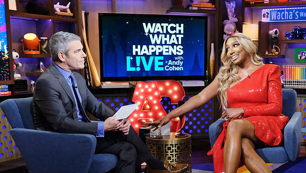 Nene Leakes Drags Andy Cohen After Leaving 'RHOA': 'No One Knew You Until You Knew Me'