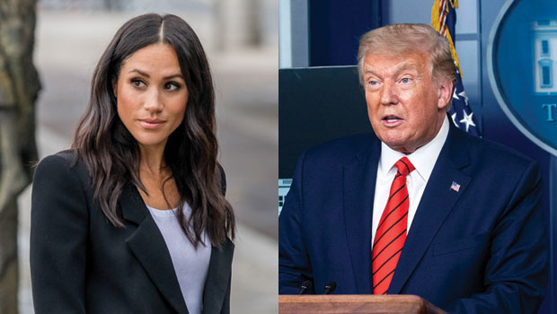 Meghan Markle Fires Back At Critics 6 Days After Trump Shades Her: What I Say Is 'Not Controversial'