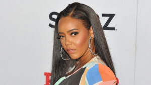Angela Simmons Rocks A Tiny Bikini & Reveals She's 'One Week' Into Transforming Her Body — Pic