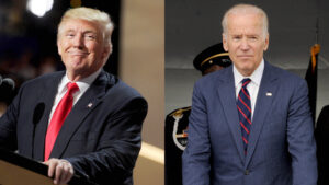 Joe Biden Tells Donald Trump 'Would You Shut Up, Man' After Continual Interruptions At Debate