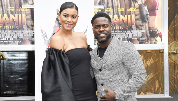 Eniko Hart Gives Birth: Kevin Hart & Wife Welcome 2nd Child Together — Congrats
