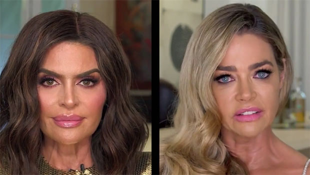 'RHOBH' Reunion Recap: Lisa Rinna Drags Heather Locklear Into Her Feud With Denise Richards
