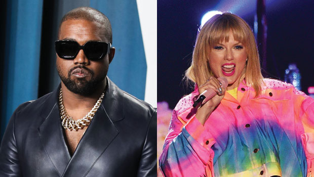 Kanye West Doubles Down On His Promise To Get Taylor Swift Her Masters Back: She 'Deserves That'