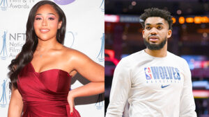 Jordyn Woods, 23, Goes Instagram Official With Karl-Anthony Towns, 24, In Romantic Beach Pics: 'I Found You'