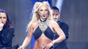 Britney Spears, 38, Tugs Down Her Shorts & Dances In Sexy New 'Throwback' Video — Watch