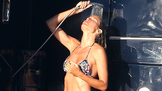 Heidi Klum's 7 Hottest Swimsuit Pics On Instagram: Polka Dot Bikini & More