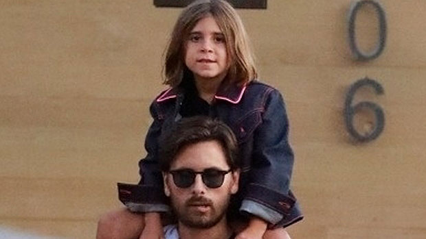 Scott Disick Cuddles With Daughter Penelope, 8, In Sweet New Pic: 'Me And Peep'