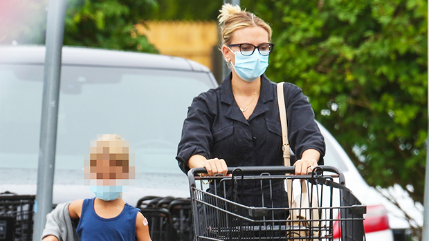Scarlett Johansson Enjoys Rare Outing With Daughter Rose, 6, Running Errands In The Hamptons: Pics