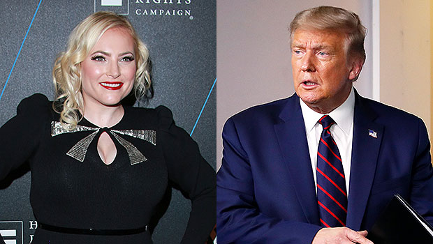 Meghan McCain Calls Donald Trump 'Vile' After Report Claims He Said Dead Soldiers Are 'Losers'