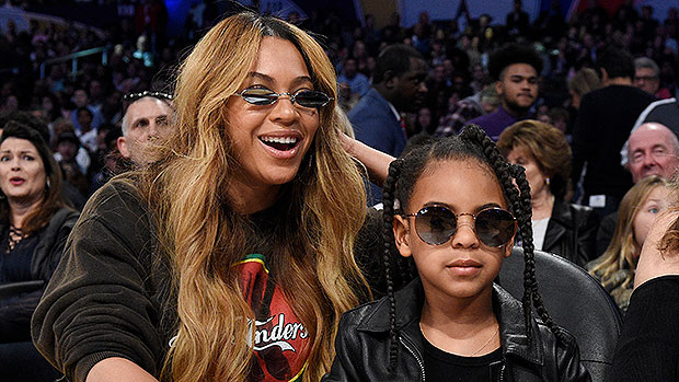 Beyonce Looks Just Like Daughter Blue Ivy, 8, In Throwback Performance Video — Watch
