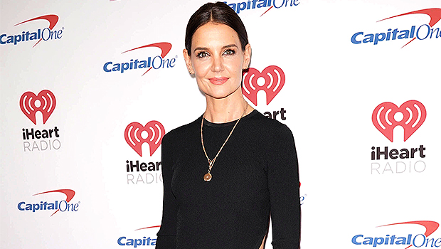 Katie Holmes, 41, Makes Out With Emilio Vitolo Jr., 33, As They Match In White For Date Night — Pics