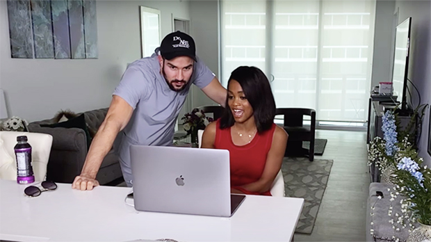 'Love Gone Missing' Preview: Rachel Lindsay's Husband Bryan Helps Out With 1 Of Her 'Ghosted' Clients