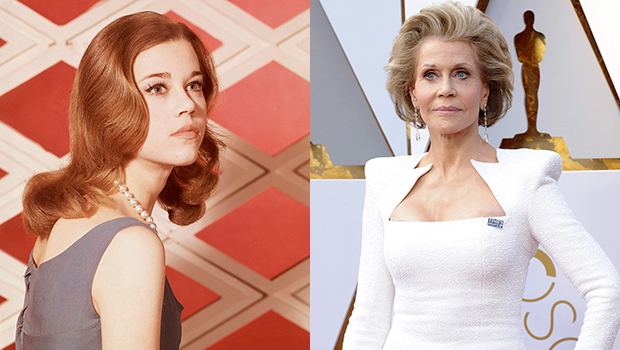 Jane Fonda Through the Years: See Photos Of Iconic Actress & Activist, 82, Then & Now