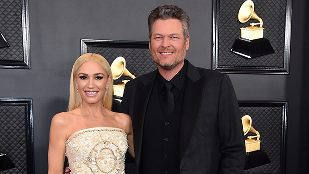 Blake Shelton Helps Gwen Stefani As She Hilariously Tries To Social Distance With Contestant In 'The Voice' Promo