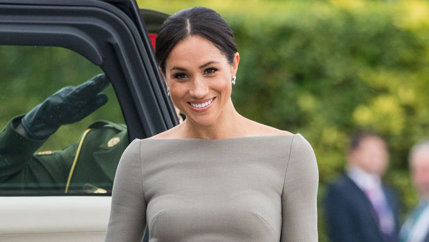 Meghan Markle Gives Fans A Look Inside Her & Prince Harry's $14 Million Santa Barbara Mansion