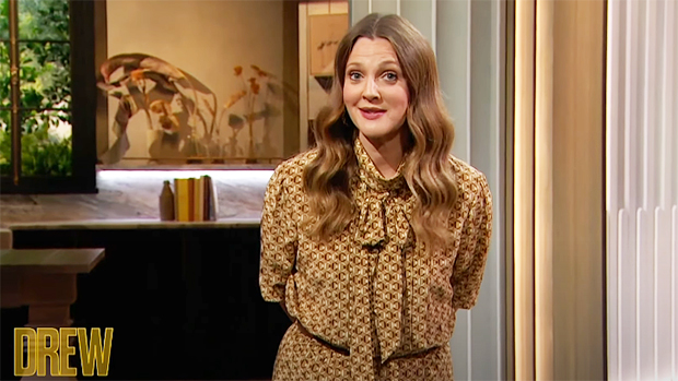 Drew Barrymore Reunites With 'Charlie's Angels' Co-Stars Cameron Diaz & Lucy Liu During Talk Show Debut