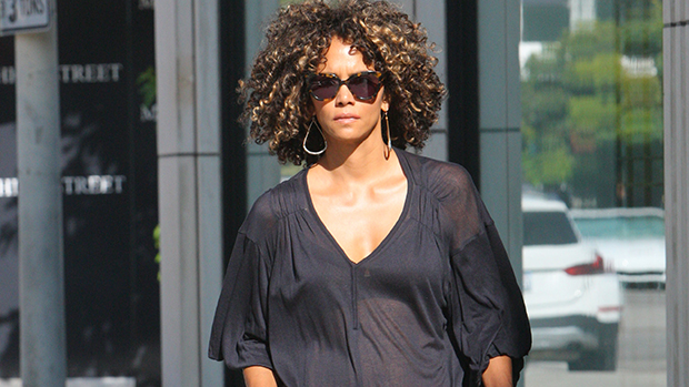Halle Berry, 54, Rocks Daisy Dukes & Shirt Urging For The Arrest Of Cops Who Killed Breonna Taylor