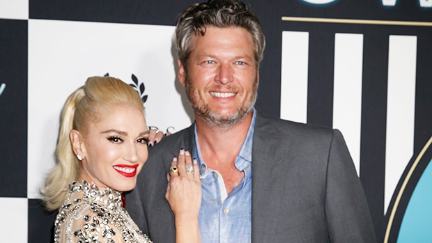 Gwen Stefani Photoshops Blake Shelton's Face Onto Old Pic With Gavin Rossdale & Fans Freak Over The 'Shade