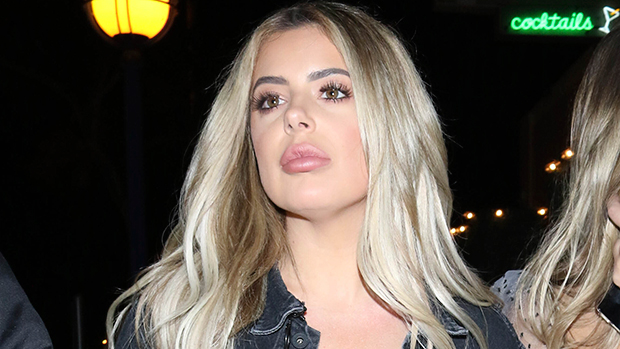 Brielle Biermann, 23, Claps Back After She's Trolled for Sitting On Her 35-Year-Old Stepdad Kroy's Lap
