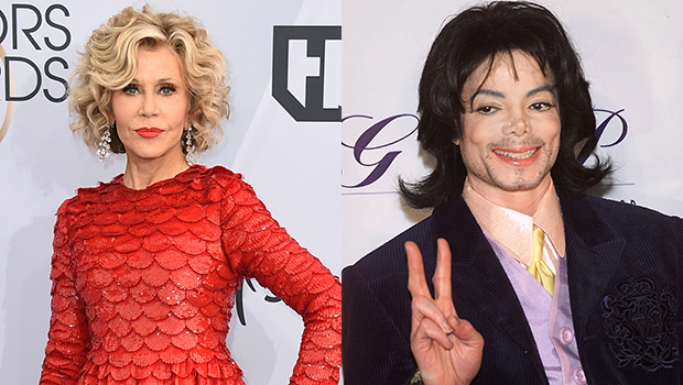 Jane Fonda Reveals She Went Skinny Dipping With Michael Jackson During 'Close' Friendship