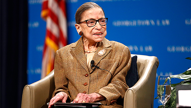 Justice Ruth Bader Ginsburg Dead At 87 After Battle With Stage 4 Pancreatic Cancer