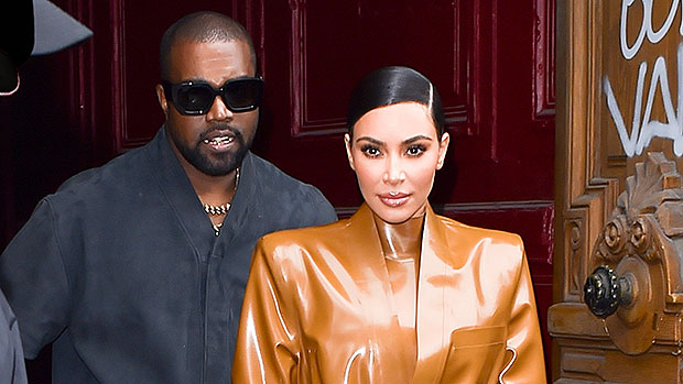 Kim Kardashian 'Weighing All Options' For Future With Kanye West After Latest Tweet Storm: 'She Loves Him'