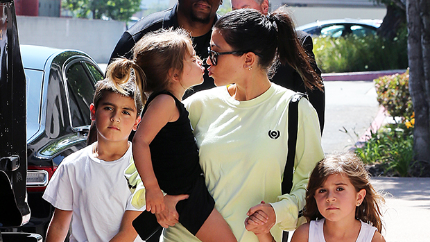 Kourtney Kardashian Reveals Her 5 Rules On How She Parents Her Kids Mason, 10, Penelope, 8 & Reign, 5