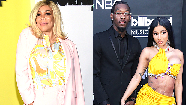 Wendy Williams Warns Cardi B & Offset They Better Not Be 'Faking' Divorce: 'Take It From Someone Who Knows'
