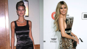 Heidi Klum's Transformation: See The Stunning Ageless Supermodel Then & Now