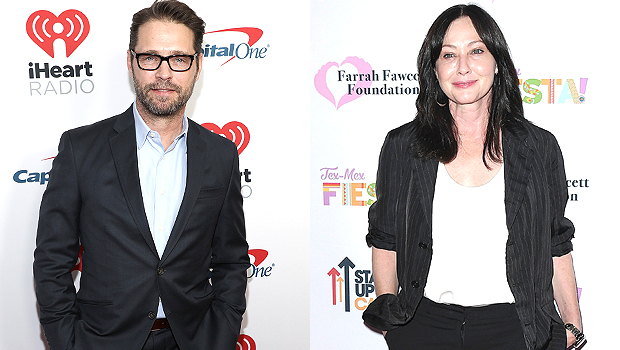 Jason Priestley Reveals '90210' Co-Star Shannen Doherty Fighting 'Hard' Against Stage IV Breast Cancer