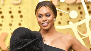 Laverne Cox Urges The Importance Of 'Self-Care' & Reveals Her Go-To Products For Smooth & Firm Skin