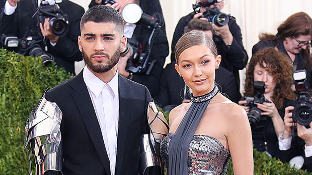 Zayn Malik Gushes Over 'Beautiful' Baby Girl As He Shares 1st Pic Of Daughter With Gigi Hadid