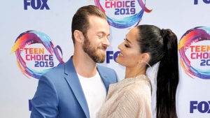 Artem Chigvintsev Admits It's Been 'Lonely' Being Away From Nikki Bella & Baby Matteo