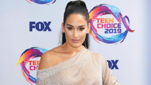 Nikki Bella Admits She 'Felt Like Organs Were About To Drop Out' When She 1st Got Intimate With Artem After Baby