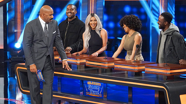 Steve Harvey Reveals Kanye West Was One Of The Most 'Surprising' Players On 'Celebrity Family Feud'