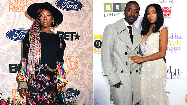 Brandy's 'Praying' For Brother Ray J & Princess Love After Their Split: 'I Wanted Them To Work Badly'