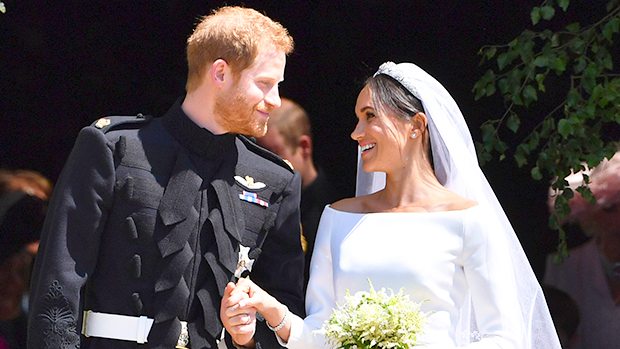 Prince Harry & Meghan Markle's Romance Timeline: From First Meeting To Royal Wedding To Baby Archie & Beyond