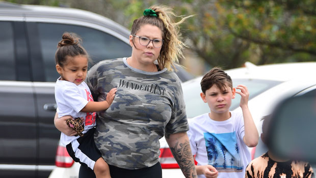 Kailyn Lowry Claims Chris Lopez Has Barely Seen Their Newborn Son Since His Birth: 'It's Been Rough'