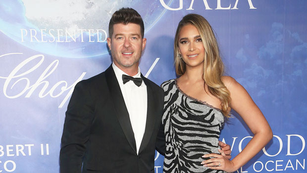 April Love Geary Pregnant: Model Expecting Baby No. 3 With Robin Thicke — Congrats