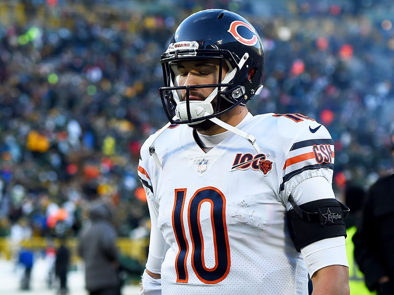As Bears move on from Mitch Trubisky, simple truth is he just wasn't good enough